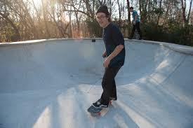 Backyard Skate Bowl Current Wave U2014 Michael Pronzato