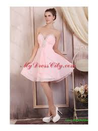 light pink quince dresses sweetheart beading quinceanera dress and light pink prom