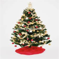 100 green mini fibre optic christmas tree 3ft fiber optic 2