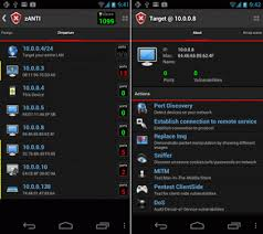 zanti android zanti android network toolkit kitploit pentest tools for your