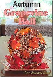 29 best grapevine ideas images on centerpieces fall