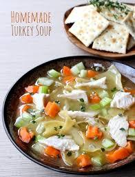 turkey soup mantitlement