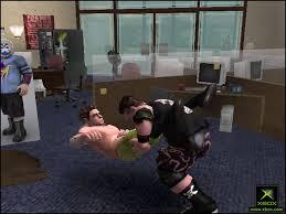 Backyard Wrestling Video Game by Xbox Backyard Wrestling 2 There Goes The Neighborhood