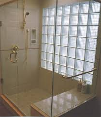 glass block designs for bathrooms wonderful glass block bathroom design ideas glass block wall decor