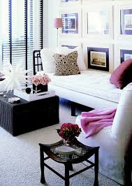 Better Homes and Gardens contemporary living room