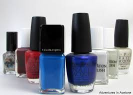 tutorial tuesday patriotic galaxy nail art adventures in acetone