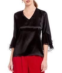 womens black blouse blouses womens clothing canada sale tristan amad