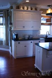 stonegable u0027s farmhouse kitchen reveal stonegable