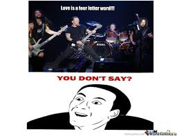 Metallica Meme - metallica by drakoshorty meme center