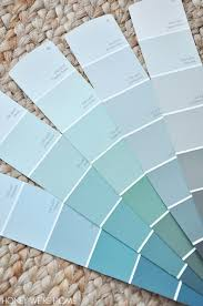 choosing paint for the dining room sherwin williams sea salt