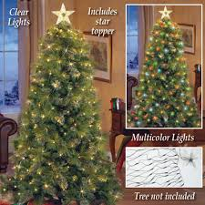 lighted christmas tree lighted christmas tree net lights with from collections etc