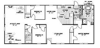 Fleetwood Manufactured Home Floor Plans 1999 Fleetwood Manufactured Home Floor Plans Home Plans