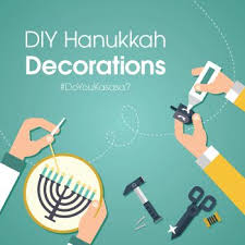 where to buy hanukkah decorations best 25 hanukkah diy ideas on diy decorations