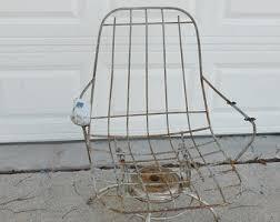 Wrought Iron Swivel Patio Chairs Homecrest Etsy