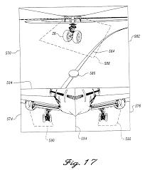 patent us6405975 airplane ground maneuvering camera system