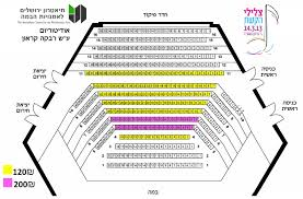 theatre floor plan keren malki rebecca crown auditorium floor plan