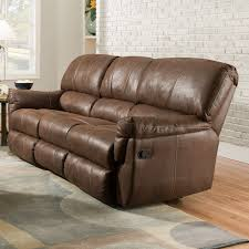 Recliner With Cup Holder Simmons Upholstery Renegade Beautyrest Recliner Mocha Hayneedle