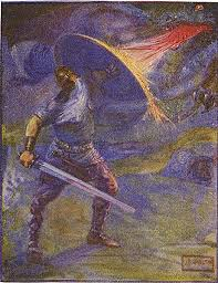 themes of beowulf poem anglo saxon and germanic culture the historical setting in beowulf