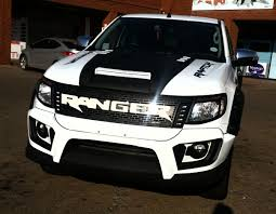 Ford Ranger Interior Accessories Ford T6 Raptor Kits Mtba Mighty Thor Bakkie Accessories