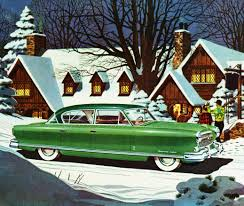 barbie 57 chevy inspiration merry retro christmas to you all ultra swank