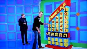 the price is right cover up 11 12 2013