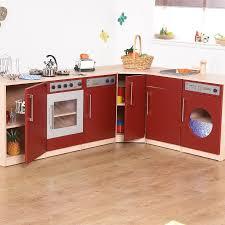 childrens wooden kitchen furniture buy premier play wooden kitchen range tts international