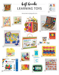 gift guide learning toys for kids the southern style guide