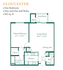 appleton oaks floor plans