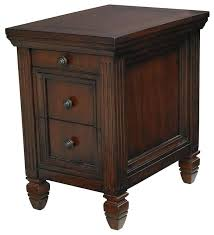 Traditional Nightstands Side Table Cherry Wood Side Table Small Cherry Wood Side Table