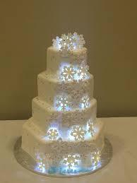 calumet bakery snowflake quince fondant cake sweet 16