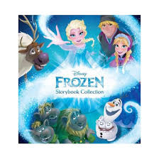 frozen storybook collection school and library target