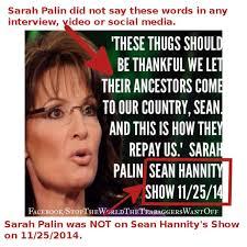 Sarah Palin Memes - sarah palin quotes hannity interviews