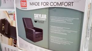 Game Chair Ottoman by True Innovations Skylar Convertible Storage Ottoman And Gaming