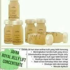 Serum Royal Jelly Jafra Terbaru jafra jafra royal jelly lift concentrate 2 botol update harga terkini