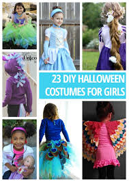 23 diy halloween costumes for girls by palak paliwal make it