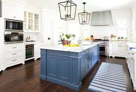 Kitchen Island Color Ideas Kitchen Island Colors Blue Gray Island Paint Color Hearthstone