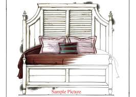 Cess Bedroom Set Liberty Covington Cottage I 4 Piece Poster Bedroom Set In Sunset Brown