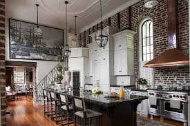 kitchens with brick walls 50 trendy and timeless kitchens with beautiful brick walls