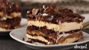 Halloween Ice Cream Cake by Ice Cream Cake Video Allrecipes Com