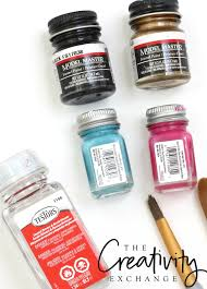 best paint for glass ceramics and metal