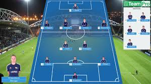 teampro lineup picker free sports team sheets lineups and
