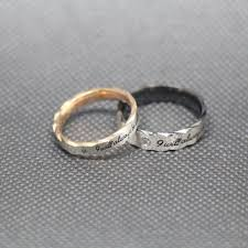 couple promise rings images Shop engraved promise rings for couples on wanelo jpg