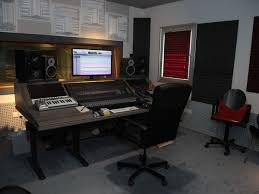 Studio Production Desk by Zen Production Studios U2013 Secondary Control Room