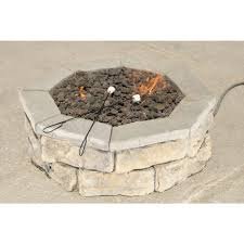 Home Depot Firepits pavestone fire pits outdoor heating the home depot