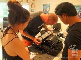 padi rebreather diver course indepth dive centre phuket idc phuket