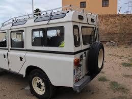 land rover santana sold 1985 land rover santana cazorla canary island rover