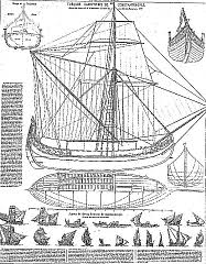 Ottoman Trade Demo Small Ship Plans