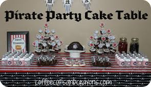 pirate theme party pirate party ideas coffee cups and crayons