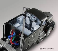 Truck Sleeper Interior Tonkin Replicas Precision Series Trucks Kenworth T600