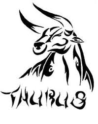 charging bull tattoos zodiac vector misc tattoo pictures to pin
